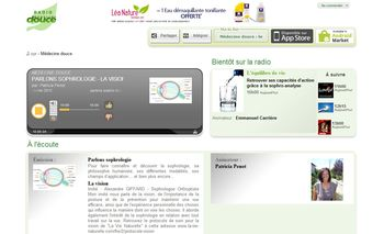http://radiomedecinedouce.com/