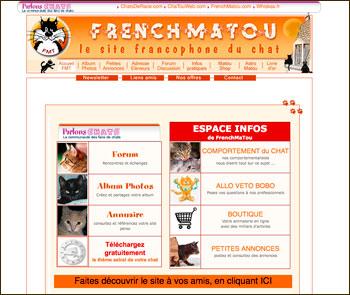 french matou